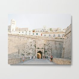 "Travel photography ""Entrance Eivissa Ibiza"" 