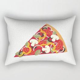 PIZZA POWER - VEGO VERSION Rectangular Pillow