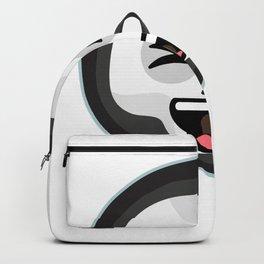 skull lol Backpack