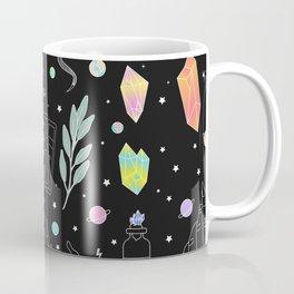 Crystal Witch Starter Kit - Illustration Coffee Mug