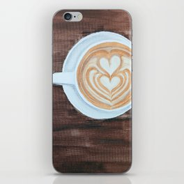 Whole Latte Love iPhone Skin