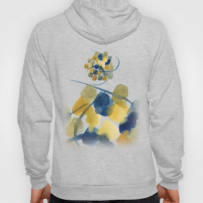 Atom Flowers #32 Hoody