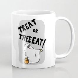 treat or treat! Coffee Mug