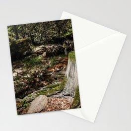 Tree Die Stationery Cards