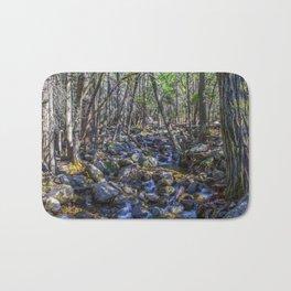 Yosemite Woodland Bath Mat