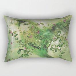 Spiritual Tanglement Rectangular Pillow