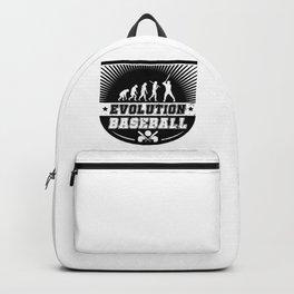 Evolution Baseball Backpack