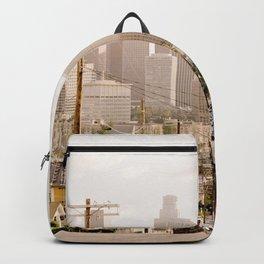 Vintage Los Angeles Backpack