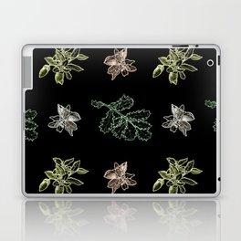 Quercus (black) Laptop & iPad Skin