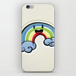 Over the Rainbow iPhone Skin