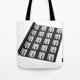 men and their ties Tote Bag