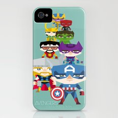 avengers 2 fan art Slim Case iPhone (4, 4s)