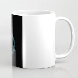 Tron Legacy: Light Cycle Coffee Mug