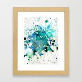 Earth Tone 2 Framed Art Print