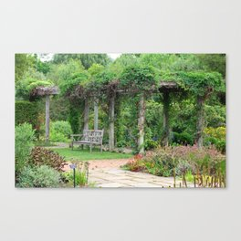 The Unbridled Heart Canvas Print