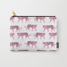 Pink Tiger Carry-All Pouch
