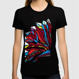 Native American Head-dress T-shirt
