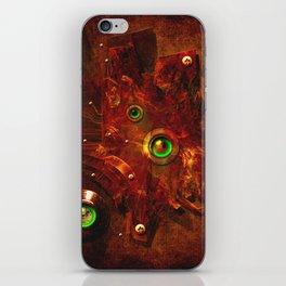 Manometer iPhone Skin
