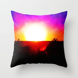 WEDGE Throw Pillow