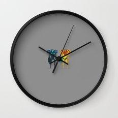 Nemesis Wall Clock