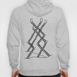 Crooked Stairs Hoody