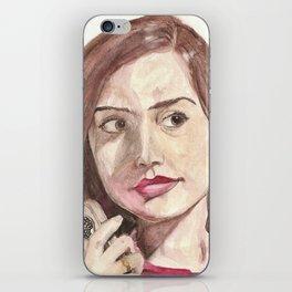 Clara iPhone Skin