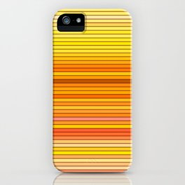 50 Shades of YELLOW - Living Hell iPhone Case