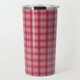 Watercolor Reds - Retro Travel Mug