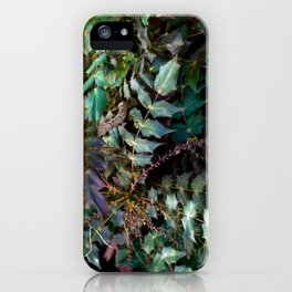 green it iPhone Case