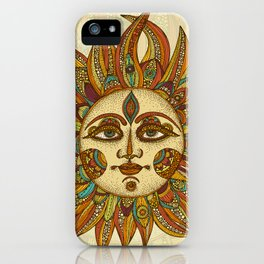 Helios iPhone Case