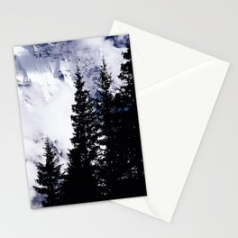 Alpine Classic Stationery Cards