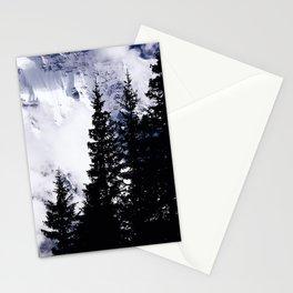 Alpine Classic Stationery Cards