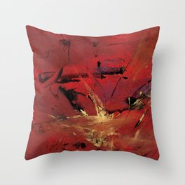 Passion Throw Pillow