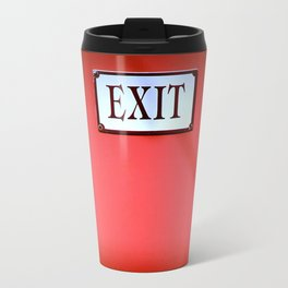 The Next Exit Travel Mug