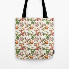 botanical fruits Tote Bag