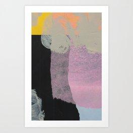 dynamic dreamer Art Print