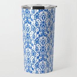 Tunisian Blue Casbah Travel Mug