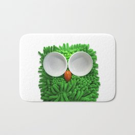 Hootie the House Owl! Bath Mat