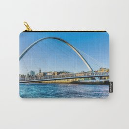 Gateshead Millenium Bridge Carry-All Pouch