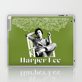 Harper Lee Smoke Print Laptop & iPad Skin
