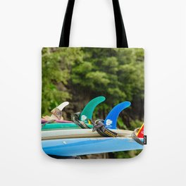 dawn patrol island time Tote Bag