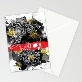 Ink Skull Stationery Cards