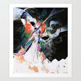 Dream Catcher 3 Art Print