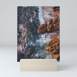 Autumn Sea Mini Art Print