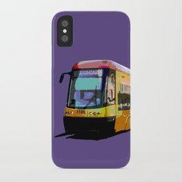 Ultra Tram iPhone Case