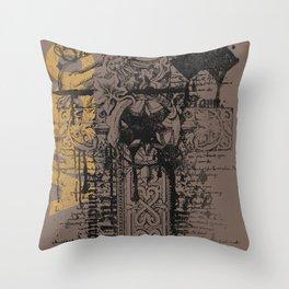 Dogma Throw Pillow