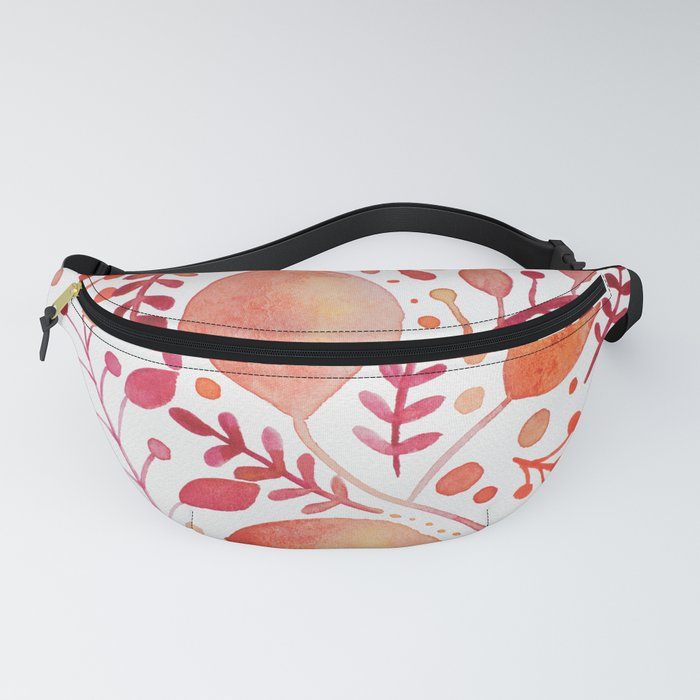 Autumn leaves - orange and red Fanny Pack