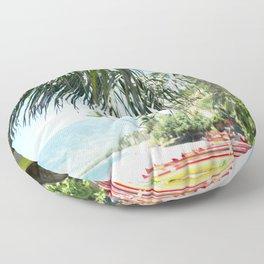 Aloha Sugar Beach Floor Pillow