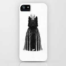 The Wolf King iPhone (5, 5s) Slim Case