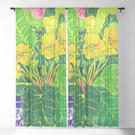 Primula Sheer Curtain